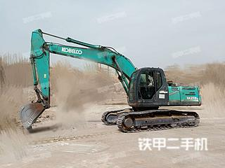二手神钢 SK210LC-8 挖掘机转让出售