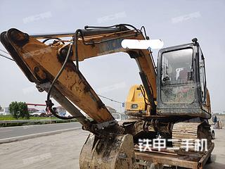 徐州徐工XE80A挖掘机实拍图片