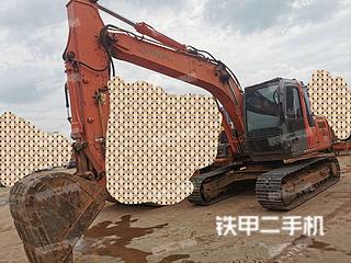 日立ZX130H挖掘機實拍圖片