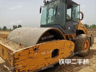 陕西-西安市二手徐工XS222J压路机实拍照片