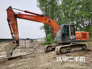 淮安日立ZX200-3挖掘機實拍圖片