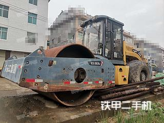 浙江-台州市二手徐工XS263J压路机实拍照片