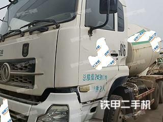 昆明东风DFL5251GJBA1搅拌运输车实拍图片