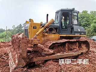 山推SD16T机械标准型推土机实拍图片