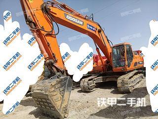榆林斗山DH300LC-7挖掘機實拍圖片