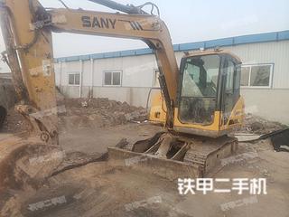 邢臺三一重工SY65C挖掘機實拍圖片