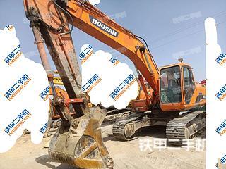 榆林斗山DH220LC-7挖掘機實拍圖片