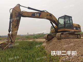 徐州卡特彼勒320D液壓挖掘機實拍圖片