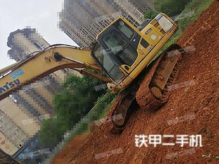 婁底小松PC200-8N1挖掘機實拍圖片
