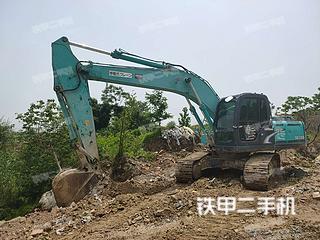 二手神钢 SK200 挖掘机转让出售