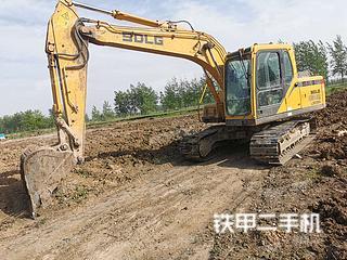 攀枝花山東臨工LG6150E挖掘機實拍圖片