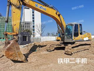 山东-威海市二手徐工XE265C挖掘机实拍照片