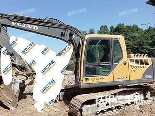 二手沃尔沃 EC140BLC 挖掘机转让出售