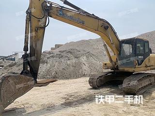 莆田小松PC200-7挖掘機實拍圖片