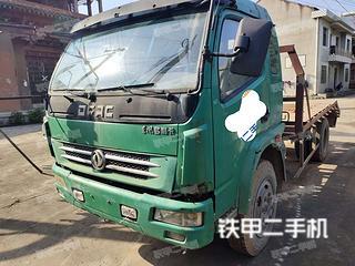 东风4X2平板运输车实拍图片