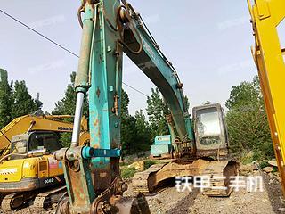 邢臺神鋼SK250-8挖掘機實拍圖片