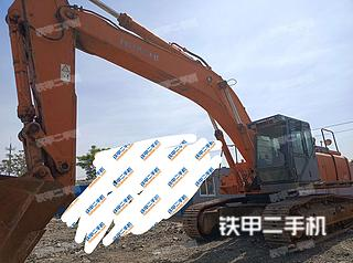 銀川日立ZX450H挖掘機實拍圖片