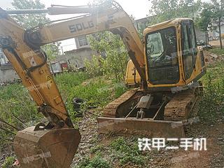 攀枝花山東臨工LG685挖掘機實拍圖片