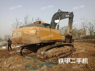 二手约翰迪尔 E210LC 挖掘机转让出售