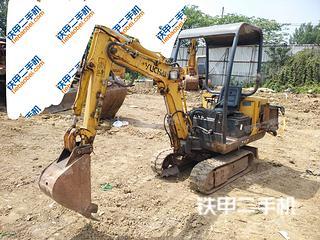 二手玉柴 YC18-8 挖掘机转让出售