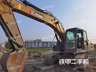 浙江-绍兴市二手徐工XE200DA挖掘机实拍照片