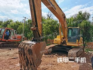 昆明小松PC240LC-8挖掘機實拍圖片