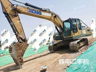 徐州徐工XE200DA挖掘机实拍图片
