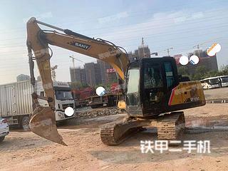 廣州三一重工SY125C挖掘機實拍圖片
