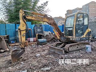 二手玉柴 YC35-8 挖掘机转让出售