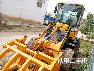山東魯工L928裝載機實拍圖片