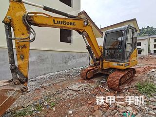 二手柳工 CLG9055E 挖掘机转让出售