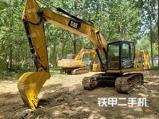 郑州卡特彼勒新一代Cat®320GC液压挖掘机实拍图片