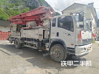 中集通華THT5410THB泵車實拍圖片