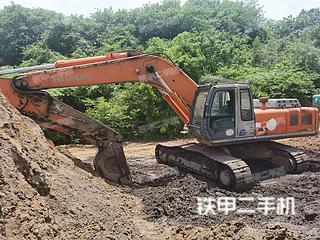 宣城日立ZX360H-3G挖掘機實拍圖片
