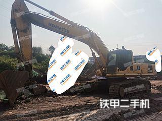 四川-内江市二手小松PC450-8挖掘机实拍照片