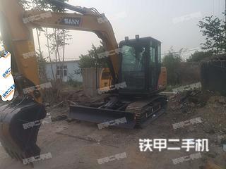 邢臺三一重工SY75C挖掘機實拍圖片
