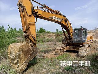 淄博凯斯CX360挖掘机实拍图片