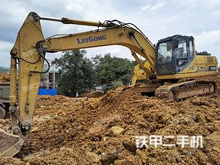 二手柳工 CLG927D 挖掘机转让出售