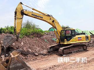 宜賓小松PC360-7挖掘機實拍圖片