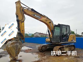 二手三一重工 SY155C 挖掘机转让出售