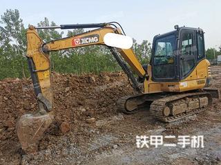 徐州徐工XE60DA挖掘机实拍图片
