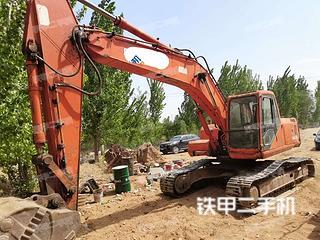大宇DH220LC-V挖掘機實拍圖片