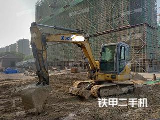 江苏-宿迁市二手徐工XE60CA挖掘机实拍照片