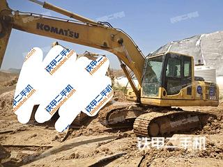 江苏-常州市二手小松PC200-8挖掘机实拍照片