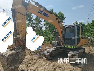 徐工XE150D挖掘机实拍图片