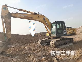 神鋼SK250-8進口挖掘機實拍圖片