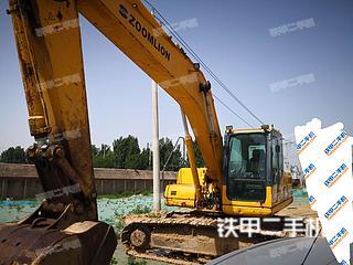 中聯重科ZE210E挖掘機實拍圖片