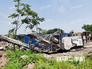 斯洛曼SM-1380移動破碎站實拍圖片
