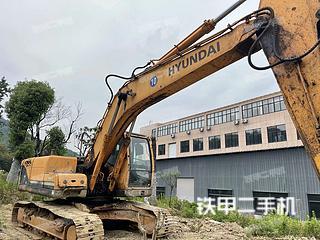 二手现代 R215-9 挖掘机转让出售