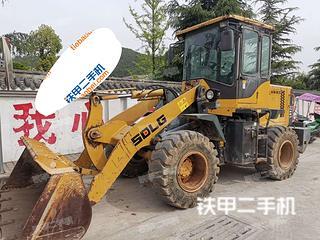 山東臨工LG920裝載機實拍圖片
